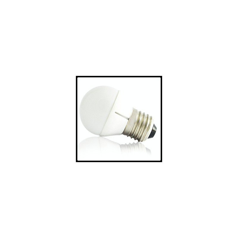 Ampoule led E27 Bulb 6 watt (eq 40 watt) Dimmable