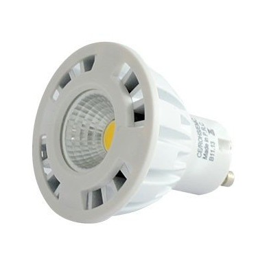 Spot LED GU10 COB céramique | Led Flash