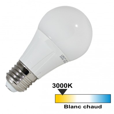 Ampoule led E27 8W | Led Flash