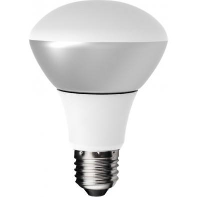 LED R80 E27 8W (eq. 63W) | Led-Flash