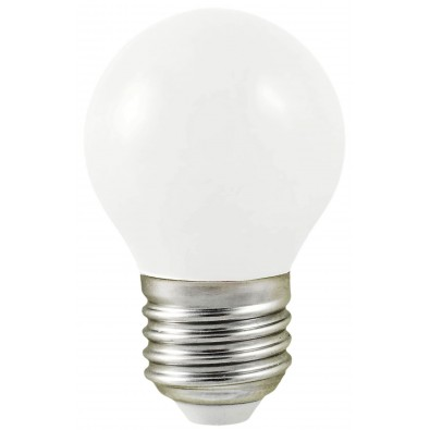 ampoule LED E27 DECO blanc | Led Flash