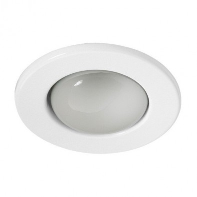 Support encastrable fixe R50 Blanc | Led-Flash