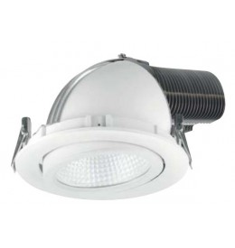 Encastré rotatif led COB 40 watt | Led Flash