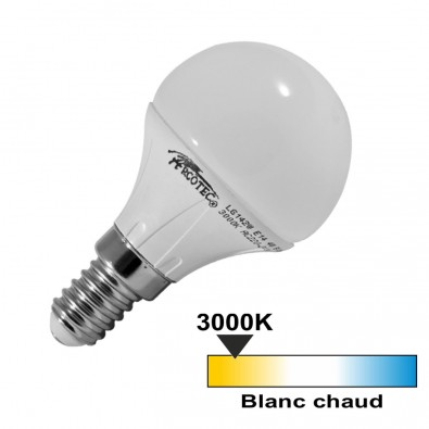 Ampoule led E14 4 watt (eq. 30 watt) | Led Flash
