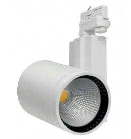 Spot led COB sur rail 44 watt | Led Flash