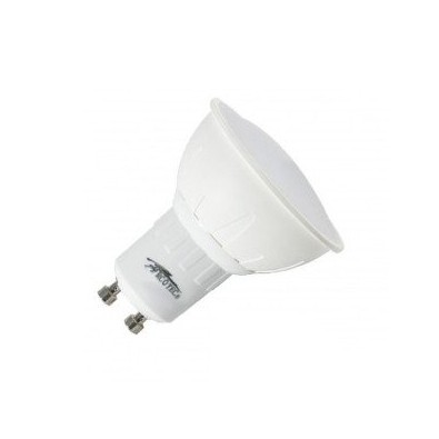 LED GU10 6W (eq. 50W) - 120° - Blanc Chaud 2700°K | Led-Flash
