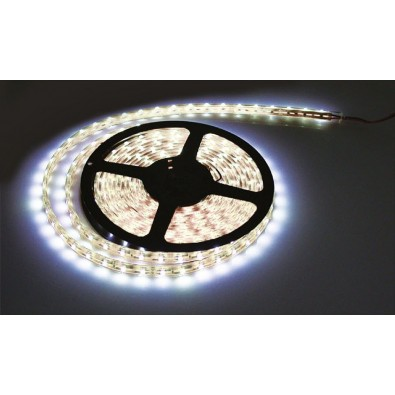 Bandeau LED Blanc froid 5M 60 Leds/M | Led Flash