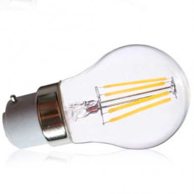 Ampoule led filament B22 – 4 watt (eq. 35 watt) | Led Flash