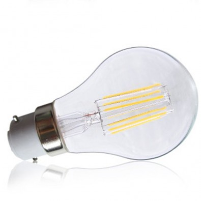 Ampoule led filament B22 8 watt (eq. 70 watt) | Led Flash