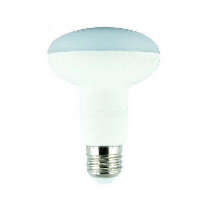 Ampoule led R80 E27 9 watt (eq. 60 watt) | Led-Flash