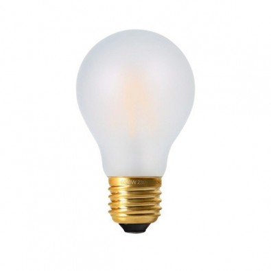 Girard Sudron Ampoule led filament E27 6 watt satiné | Led Flash