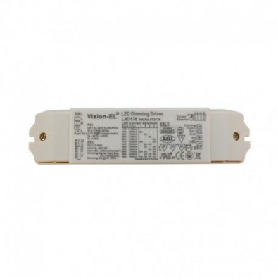 Transformateur 40 W Dimmable DALI PUSH 3-62V DC