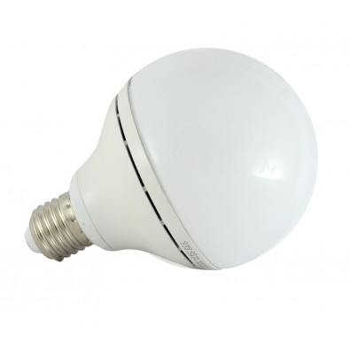 Ampoule LED E27 globe 15W (eq.100W) | Led Flash