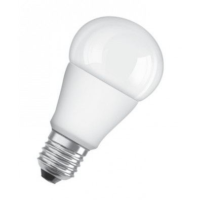 Ampoule led Standard E27 9 watt (eq. 60 watt) Dimmable Superstar OSRAM