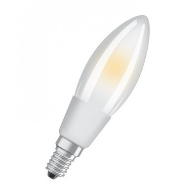 Ampoule led Flamme E14 5 watt (eq. 40 watt) Dimmable Retrofit OSRAM