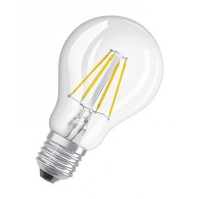 Ampoule led Standard E27 4 watt (eq. 40 watt) Non Dimmable Retrofit OSRAM