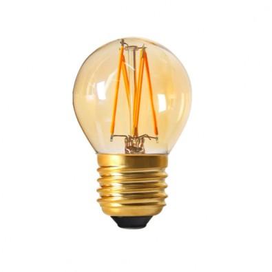 Filament LED G45 E27 4 watt (eq. 25 watt) GIRARD SUDRON
