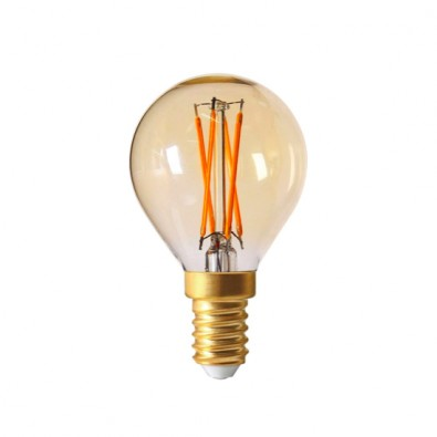 Filament LED G45 E14 4 watt (eq. 25 watt) GIRARD SUDRON | Led Flash