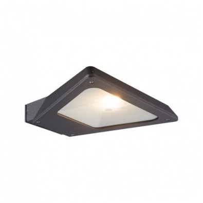 Applque murale extérieur triangle horizontale COB 10 watt (eq. 100 watt) | Led Flash