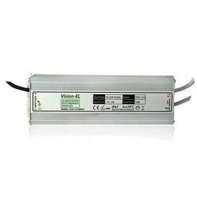 Transformateur LED 220V vers 12V 150W | Led Flash