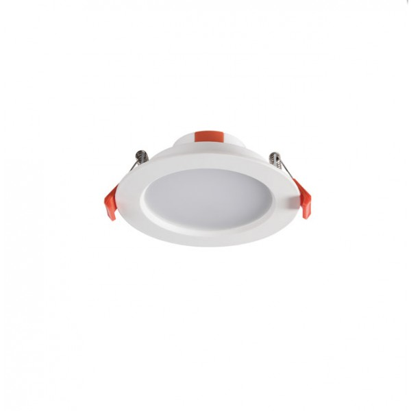 Spot led encastrable 6 watt (eq. 40 watt) - 109 mm