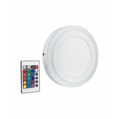 Applique LED COLOR+ - Plafonnier Rond 19 watt