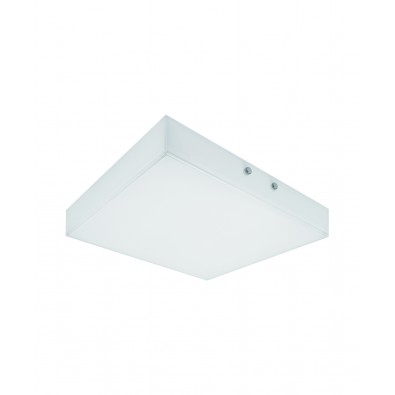 LUNIVE QUADRO 24 watt - applique ou plafonnier LED 300x300mm