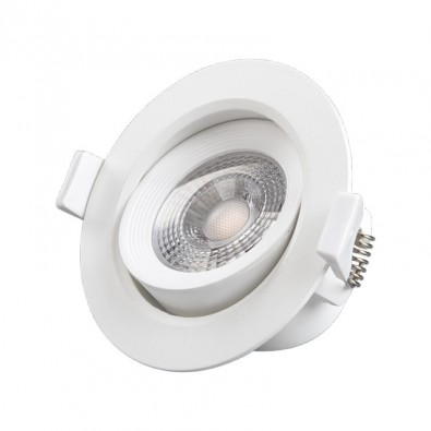 Spot LED 5 Watt Cob plafond